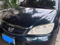 Blue Honda Civic 2004 for sale in Automatic