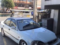 White Honda Civic 1998 for sale in Paranaque City