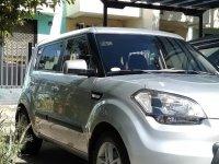 Silver Kia Soul 2011 for sale in Manila