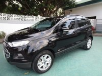 Sell Black 2014 Ford Ecosport in Manila
