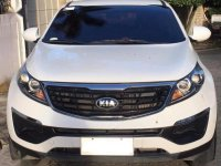 Selling White Kia Sportage 2016 in Manila