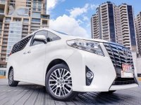 Toyota Alphard 2017 for sale in Pasig