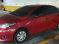 Selling Red Toyota Vios 2016 in Taguig
