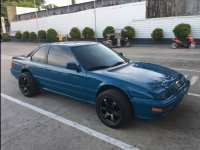 Sell Blue 1989 Honda Prelude Coupe / Roadster at  Manual  in  at 310000 in Batangas City