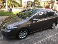 Grey Honda City 2013 for sale in Automatic