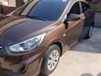Selling Brown Hyundai Accent 2015 in Makati