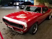 Red Chevrolet Camaro 1967 for sale in Automatic