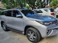 Selling Silver Toyota Fortuner 2018 in Cebu City