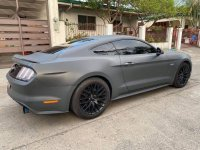 Grey Ford Mustang 2016 Coupe / Roadster for sale in Manila