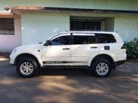 White Mitsubishi Montero 2014 for sale in Quezon City