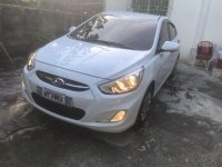 White Hyundai Accent 2018 for sale in Cebu City