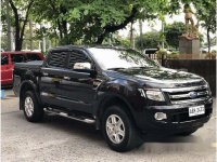 Black Ford Ranger 2015 for sale in Manila