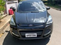 Black Ford Escape 2015 for sale in Cebu City