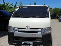 Selling Toyota Hiace 2018 in Cebu City