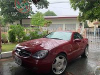Selling Red Mercedes-Benz 230 2000 in Manila