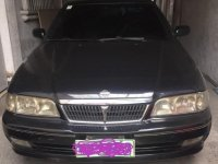 Selling Black Nissan Sentra 2000 in Quezon City