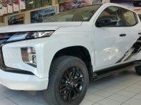 Sell White 2020 Mitsubishi Strada in Quezon City