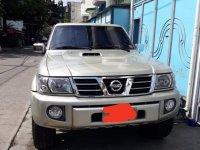 Selling Silver Nissan Patrol 2005 in Makati