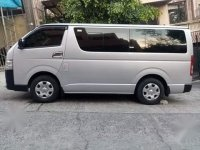 Selling Toyota Hiace 2017 in Quezon City