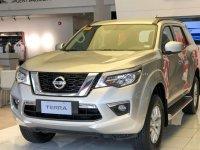 Sell Silver 2020 Nissan Terra in Manila