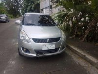 Sell Silver 2014 Suzuki Swift in SM City Bicutan