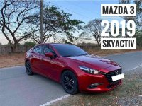 Selling Red Mazda 3 2019 in Tarlac