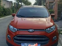 Sell Orange 2015 Ford Fiesta in Cabuyao