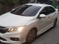 Selling White Honda City 2015 in Manila