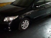 Black Toyota Corolla altis 2008 for sale in Makati City