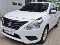 Sell White 2014 Nissan Almera in Cebu City