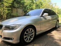 Silver Bmw 318D 2012 for sale in Cebu