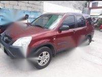 Sell Red 2006 Honda Cr-V in Quezon City