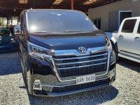 Selling Black Toyota Grandia 2019 in Cebu City