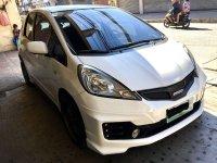White Honda Jazz 2012 for sale in Binan City