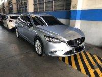 Silver Mazda 6 2017 Wagon (Estate) for sale in Marikina