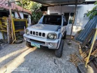 Sell Silver 2006 Suzuki Jimny in Vigan