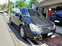Sell Black 2012 Kia Carnival in Marikina