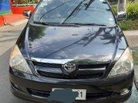 Sell Black 2006 Toyota Innova in Manila