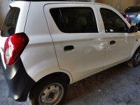 Pearwhite Suzuki Alto 2016 for sale in Taguig