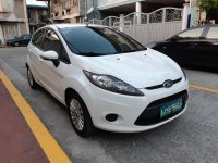 Sell White 2013 Ford Fiesta in Manila