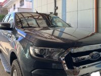 Grey Ford Ranger 2016 for sale in Mandaue City