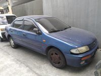 Blue Bmw 323 2004 for sale in Angeles City