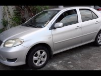 Selling Silver Toyota Vios 2005 Sedan in Paranaque City