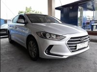 Sell Silver 2017 Hyundai Elantra Sedan at 3463 in Paranaque City