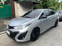 Silver Toyota Vios 2019 for sale in Quezon City