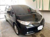 Black Toyota Previa 2008 for sale in Quezon City