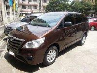 Sell Brown 2015 Toyota Innova in Manila