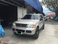 Silver Ford Explorer 2006 SUV / MPV for sale in Calamba