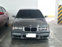 Grey Bmw 316i 2013 for sale in Silang