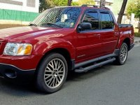 Red Ford Explorer 0 for sale in Manila